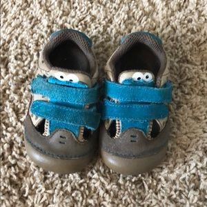 Stride Rite Shoes - Stride Rite Cookie Monster sandal